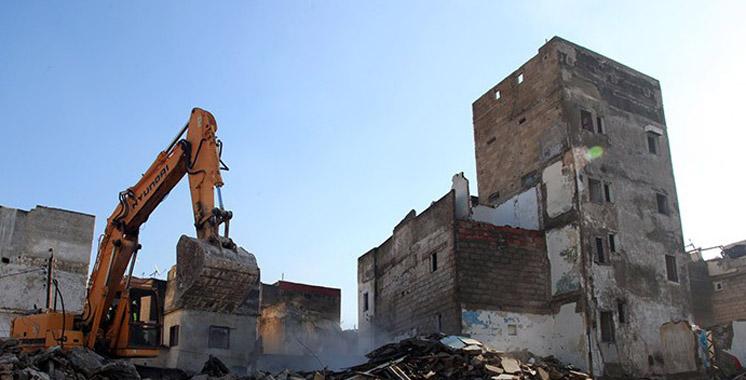 Le projet de loi sur les édifices menaçant ruine adopté