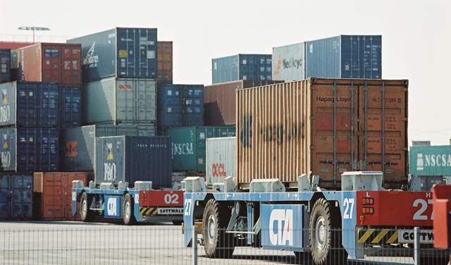 Trafic de conteneurs : Marsa Maroc renforce sa place sur le marché  portuaire avec 1.300.000 EVP au port de Casablanca