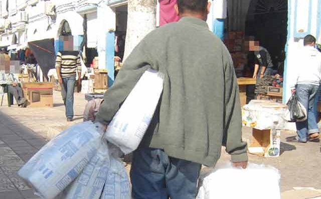 Saisie à Fès de marchandises de contrebande d une valeur de 1,43 MDH