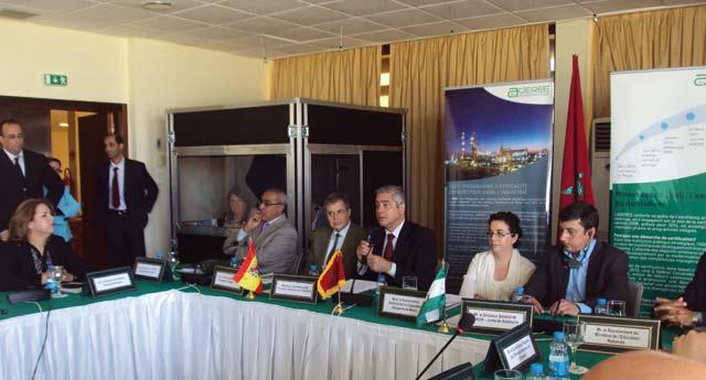 Coopération  maroco-andalouse dans  les énergies  renouvelables