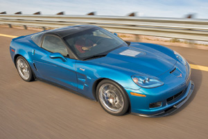 Le bolide : Corvette ZR1
