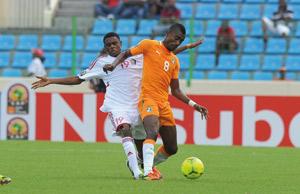 Une victoire au forceps pour les Ivoiriens