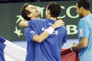 La France qualifiée pour les quarts de finale