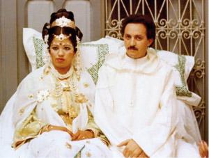 Mohamed Aljem et son épouse Naïma : «Nous menons, Naïma et moi, une vie stable et heureuse»