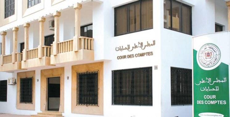 50 missions de contrôle effectuées par la Cour  des comptes et 224 par les Cours régionales