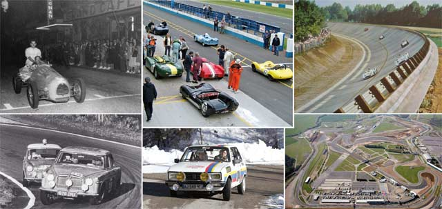 Il était une fois… La course automobile : Naissance d'un sport pas comme les autres