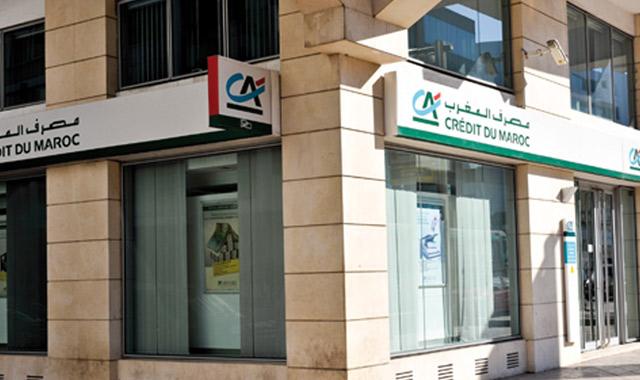 Crédit du Maroc : Tout pour résister  à la crise