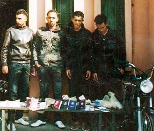 Marrakech : Arrestation de collégiens criminels