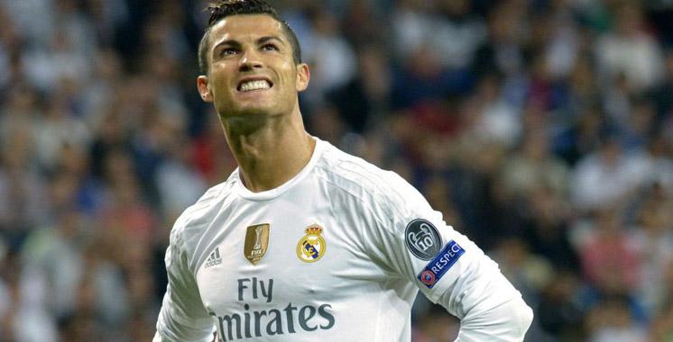 Football : Cristiano Ronaldo meilleur joueur FIFA de l'année 2016