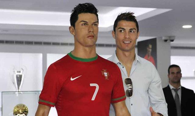 Madère : Cristiano Ronaldo inaugure un musée à sa gloire