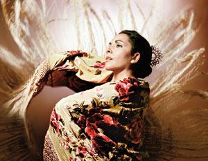 Eva Yerbabuena : «Le flamenco est une façon d'exprimer mes sentiments»
