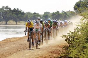 Le Maroc à l'épreuve du Tour du Faso