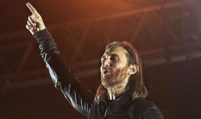 David Guetta à Mawazine : Du tournis, de la musique  et danse non-stop