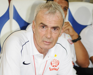 Entretien avec Michel Decastel, entraîneur du WAC : «Nous sommes déterminés à créer l'exploit à Tunis»