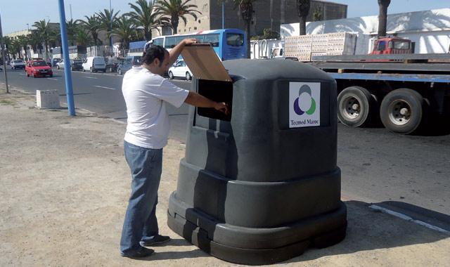 Tecmed Maroc innove dans la collecte de déchets