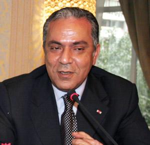 Abdelmounaïm Dilami : «J'ai deux montres, une Breitling et une Cartier que j'alterne»