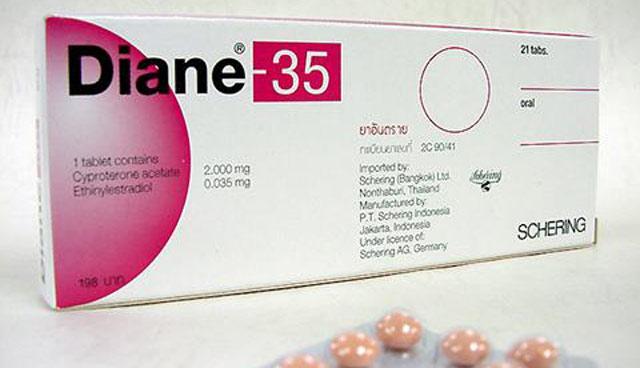 Pilule Diane 35 : Attention mesdames, consultez vos médecins!