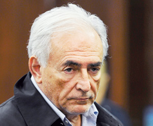 France : Les avocats de DSK ne cherchent pas à «salir» la plaignante