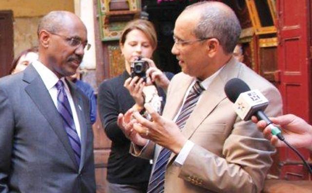 Visite au Maroc de Daniel Yohannes,  président-directeur général du MCC