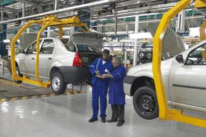 L'usine Renault de Tanger démarre jeudi