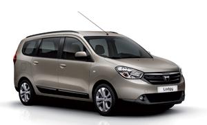 Dacia Lodgy : Un monospace au prix d'une citadine