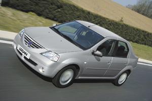 Dacia Logan : Déjà 1 million de clients