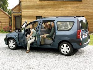 Dacia Logan MCV : Le moins cher du lot