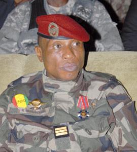 Guinée : le général Sékouba Konaté se rend à Rabat pour rencontrer Dadis Camara