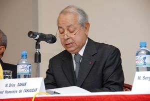 Driss Dahak, le magistrat écolo