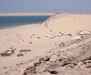 Dakhla, ou quand le désert embrasse l'océan
