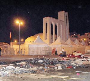 Nouvelle provocation des séparatistes : Annulation du Festival de Dakhla suite à des actes de vandalisme