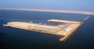 Port de Dakhla : L'avancement des travaux de l'extension atteint 40%