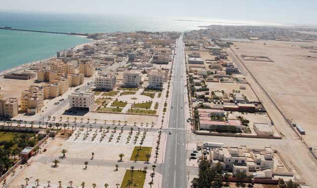 Dakhla : Réalisation de plusieurs projets  de proximité