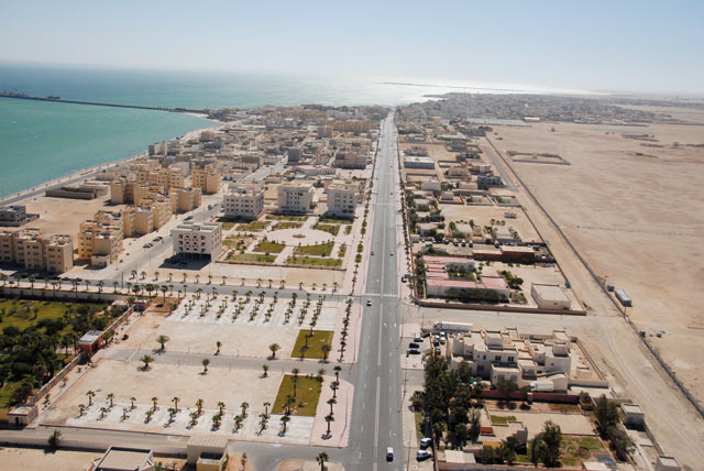 Dakhla : L habitat et l aménagement  urbain en débat