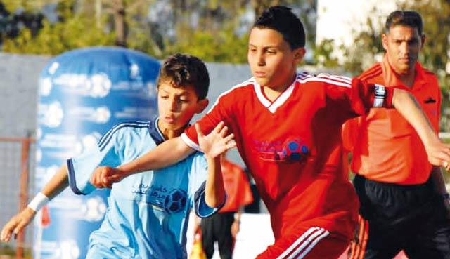 Danone Nations Cup : Lens se distingue, honorable prestation des benjamins slaouis