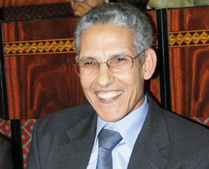 Lahcen Daoudi : «Je n'ai jamais senti le besoin de laisser pousser la barbe»