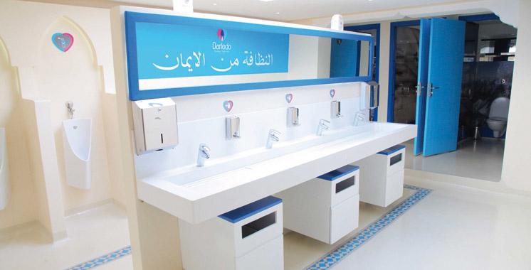 DarLodo, nouvelle enseigne  de toilettes publiques
