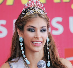 Dayana Mendoza, élue Miss Univers 2008