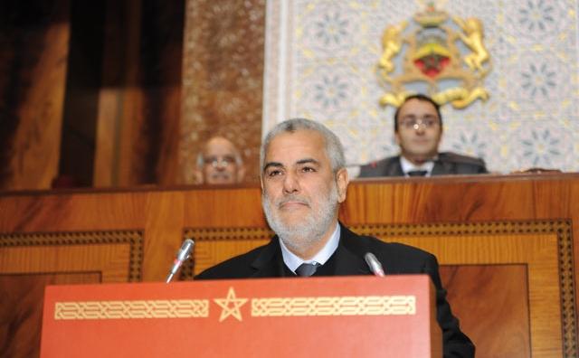Benkirane seul devant l opposition à la Chambre des conseillers