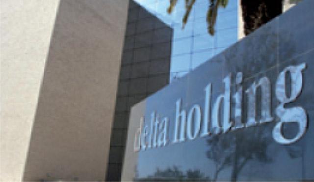 L'activité de Delta Holding affaiblie