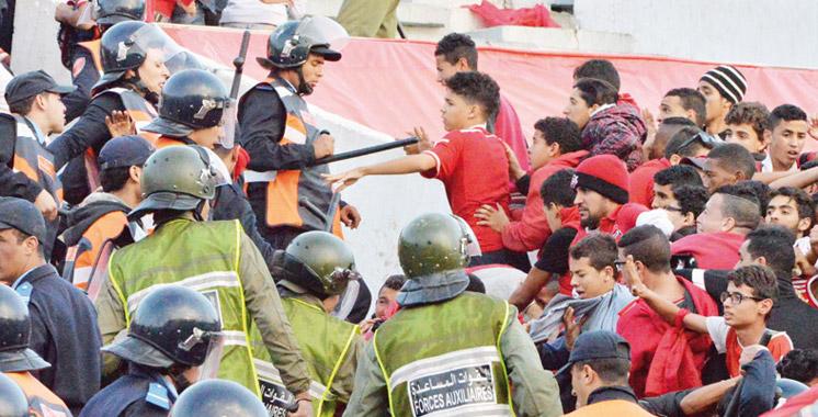 Vandalisme : Les mesures de contrôle portent leurs fruits