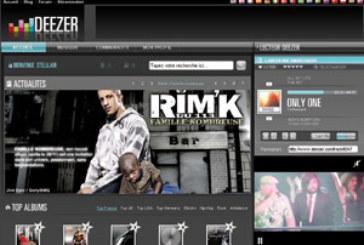 Deezer remodélise sa plate-forme en streaming
