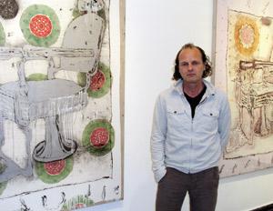 Didier Hagège s'inspire de son séjour au Maroc