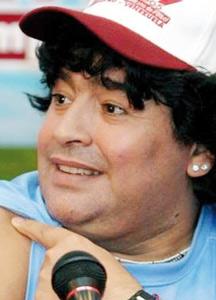 Mondial-2010 : Maradona ferme la porte à Riquelme