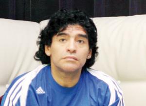 La FIFA ouvre une procédure disciplinaire contre Maradona