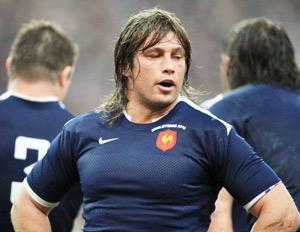 Rugby : Szarzewski et Mermoz iront au Mondial