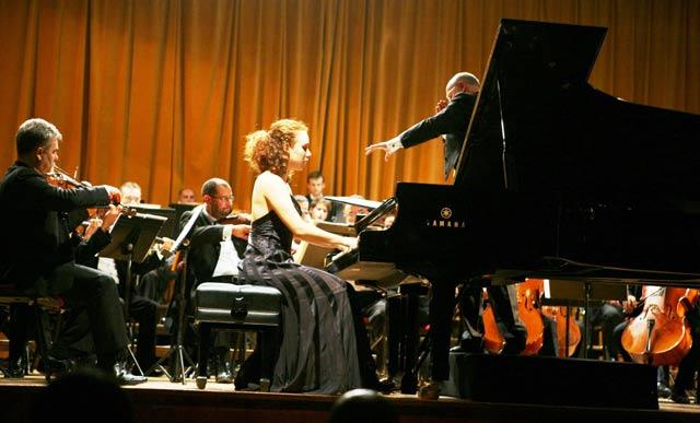 13ème concours international de musique du Maroc : Six jeunes pianistes allieront leurs doigts d'or à ceux de l'OPM
