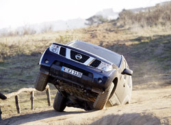 """Nissan Pathfinder : élu """"4×4 de l'année 2006"""""""