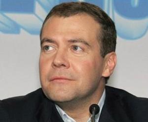 Medvedev prévoit une chute du PIB à 7,5%