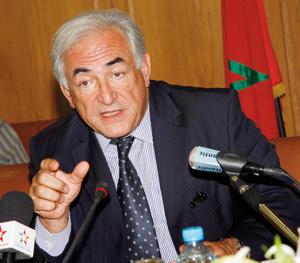 Dominique Strauss-Kahn : «Il faut bannir la subvention générale»
